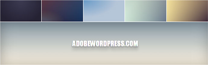 CSS Awesome Gradient