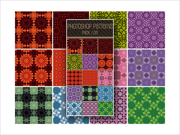 Photoshop Patterns Pack 05