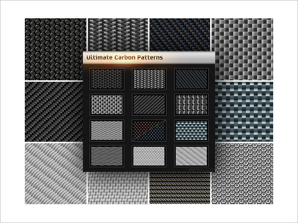 Ultimate Carbon Patterns Pack