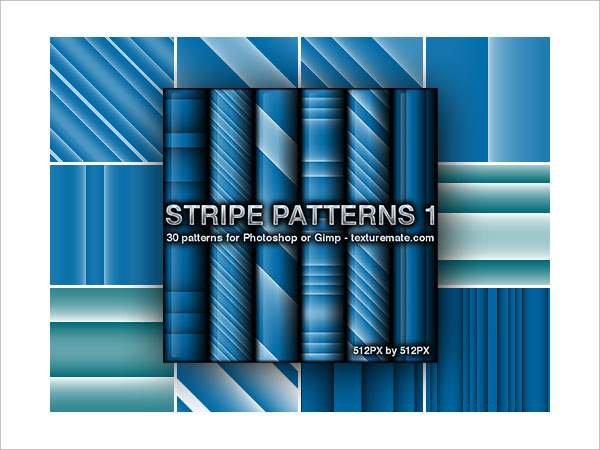 Stripes 1 Pattern Set