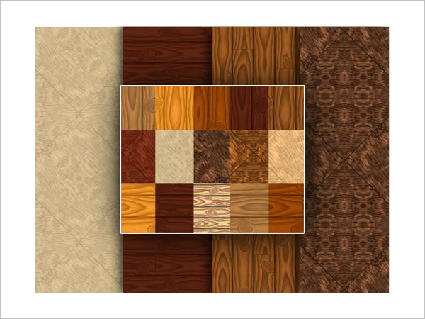 Sue's Wooden Pattern Textures
