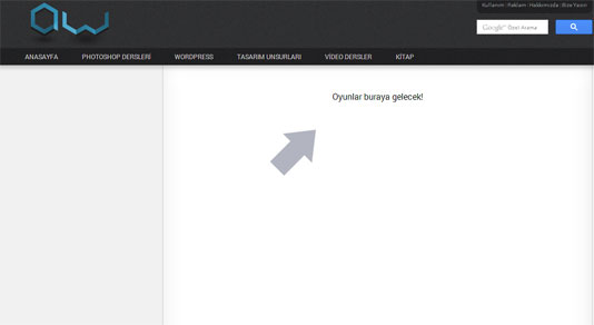 Custom Page Sample