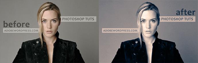 Photoshop ile Split Toning
