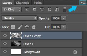 photoshop-merge-visible