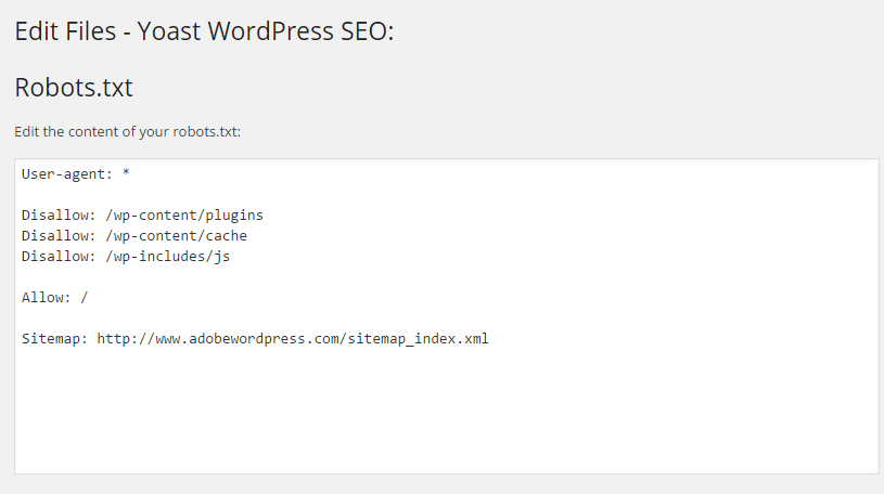 wordpress-seo-robot