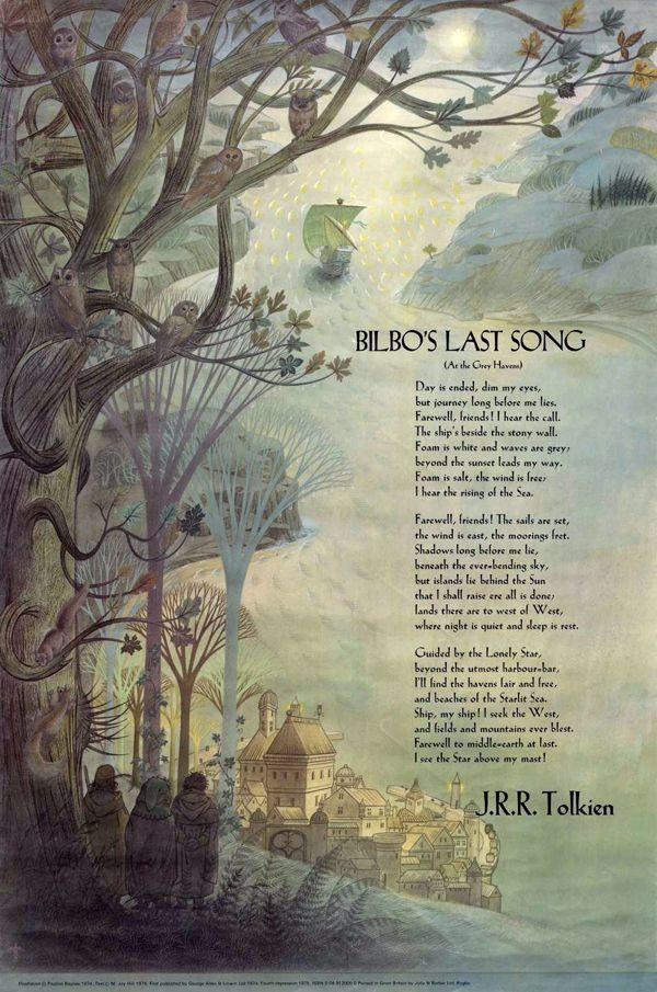 Bilbos-Last-Song