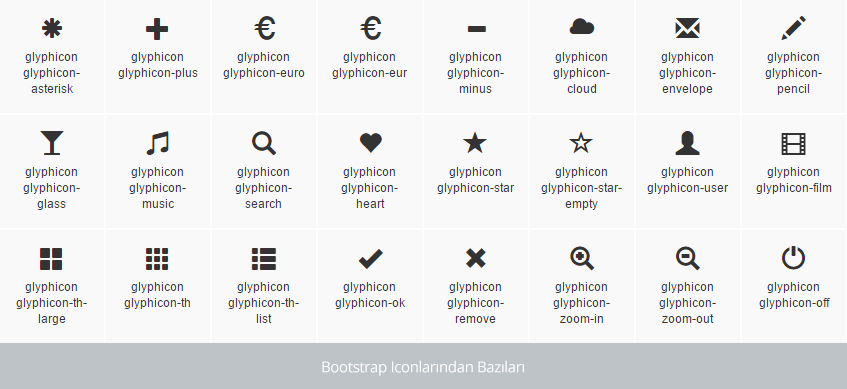 bootstrap-icon-ornek