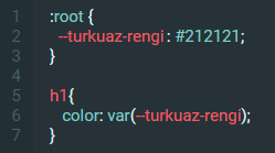 css-variables