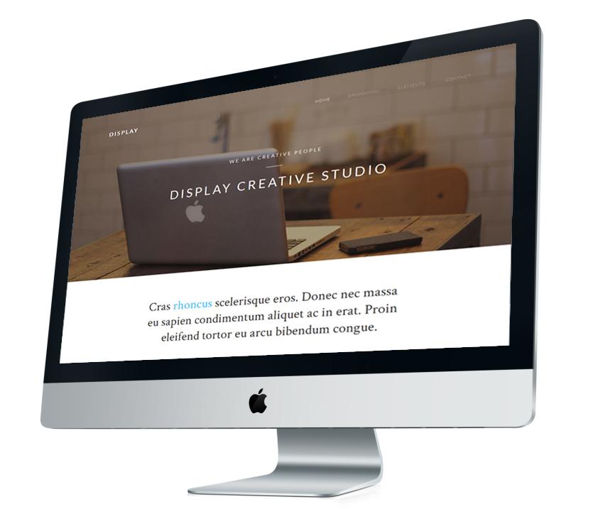 display-template